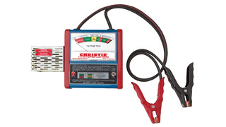 Christie Continuous duty battery load tester, No. CT3
