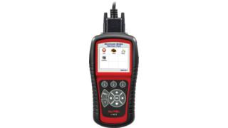 Electronic brake service tool, No. EBS301