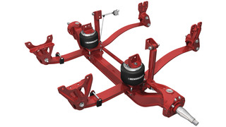 Hendrickson launches next generation front steer axle