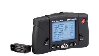 TaskPlus trilingual OBDII/EOBD and scan tool, No. ET1205ANX
