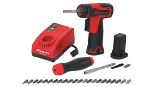 1/4 recessed square drive micro-cordless screwdriver, No. CTS661SK