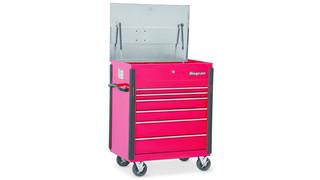 Heavy duty shop cart, No. KRSC246