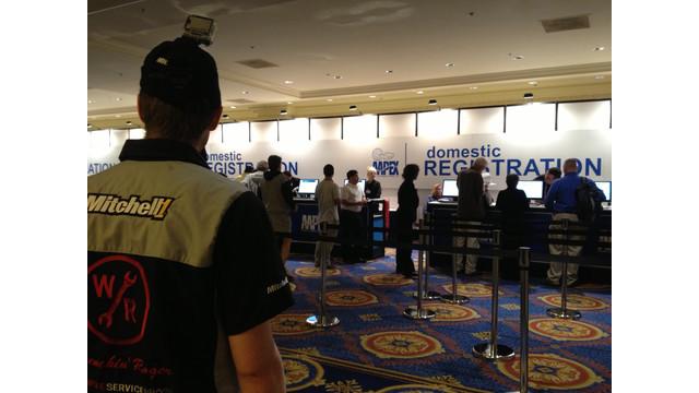 AAPEX2012-WrenchinRoger registration.JPG