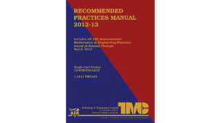 TMC Recommended Practices Manual