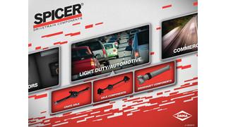 Spicer iPad app