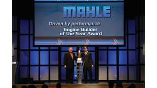 Mahle Clevite awards 2012 engine builders of the year