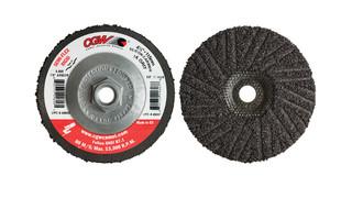 Semi-flex discs