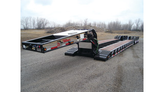 40-Ton Lightweight Trailer
