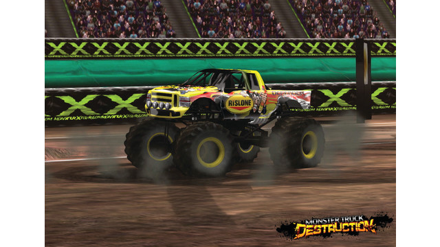 Rislone Defender featured in new monster truck destruction game