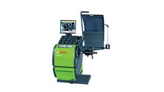 Wheel balancer, No. WBE 4430