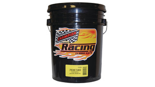 Synthetic 75w-140 Racing Gear Lube