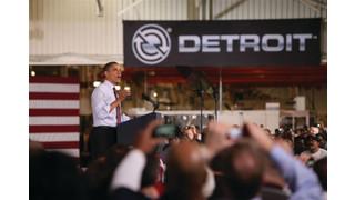 President Obama visits Detroit Diesel