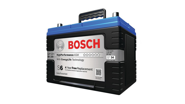S6 AGM battery