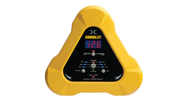 CHARGE IT! Smart Battery Charger/Maintainer No. 4512