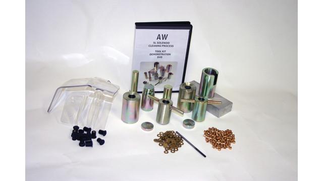 Aisin Warner solenoid rebuild kits