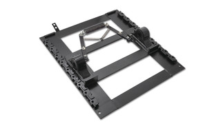 LWB lightweight slide bracket assembly