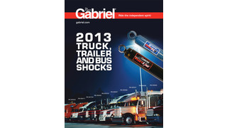 2013 Truck, Trailer and Bus Shocks Catalog