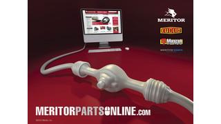 Meritor unveils MeritorPartsOnline.com