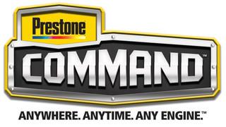 New Prestone Command Family of Heavy Duty Antifreeze/Coolants introduced