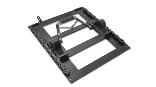 LWB lightweight slide bracket assembly