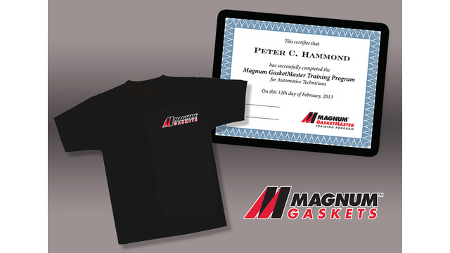 Magnum Gaskets launches two free online training programs