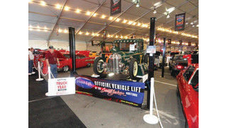 Direct Lift continues as Official Lift of Barrett-Jackson Auctions in 2013