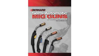 Semi-Automatic MIG Guns and Consumables catalog