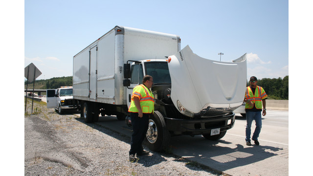 A mobile solution for a mobile operation