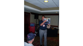 Matco Tool distributors learn about air conditioning equipment during national business conference