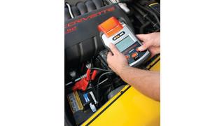 Tech Tip: Using a digital battery tester