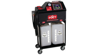 PXT touch screen transmission flush machine