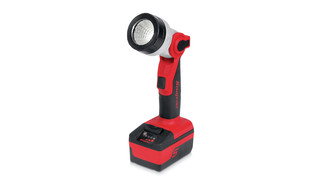 Rechargeable Lithium Ion Work Light No. CTLED7850