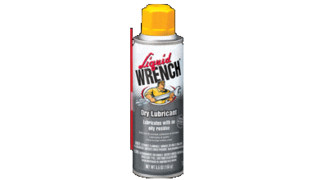 Liquid Wrench Dry Lubricant, Nos. L505 and L512
