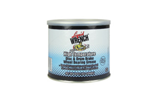 Liquid Wrench High Temperature Disc and Drum Brake Wheel Bearing Grease, No. GR012