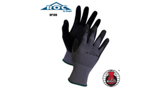 ROC GP100 Micro-Foam Nitrile Coated Work Gloves