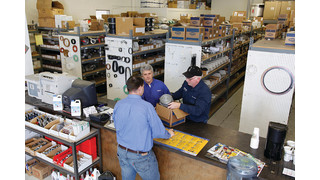 Should The Parts Room Be Outsourced?