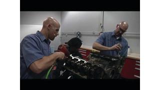 Schaeffer Oil million mile engine teardown teaser video