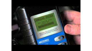 Midtronics MDX-650 System Test Video