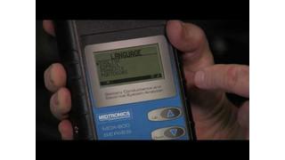 Midtronics MDX-650P System Test Video