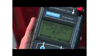 Midtronics EXP-800 Demonstration Video