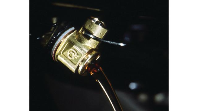 Engine Oil Drain Valve