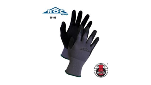 ROC GP100 Micro-Foam Nitrile Coated Work Gloves