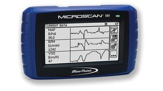 Microscan III Scanner, No. EESC720