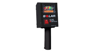 SOLAR 125 Amp Digital Fixed Load Battery Tester, No. 1850