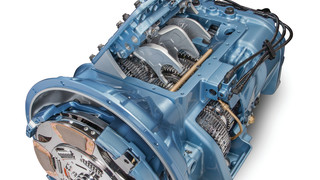 Eaton launches the Fuller Advantage Series of transmissions to provide fuel economy improvements, cost savings