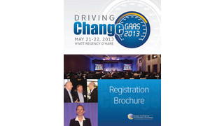 Registration brochure available for GAAS 2013