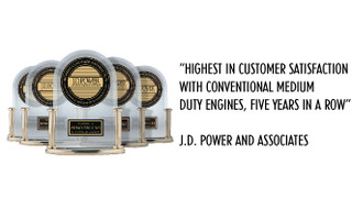 Hino Trucks earns high rankings from J.D. Power and Associates