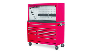 Snap-on classic Roll Cab and WorkCenter, No. KRA2422