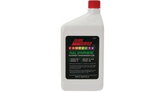 Complete Full Synthetic Automatic Transmission Fluid