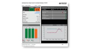 Navman Wireless adds driver scorecards to fleet tracking platform